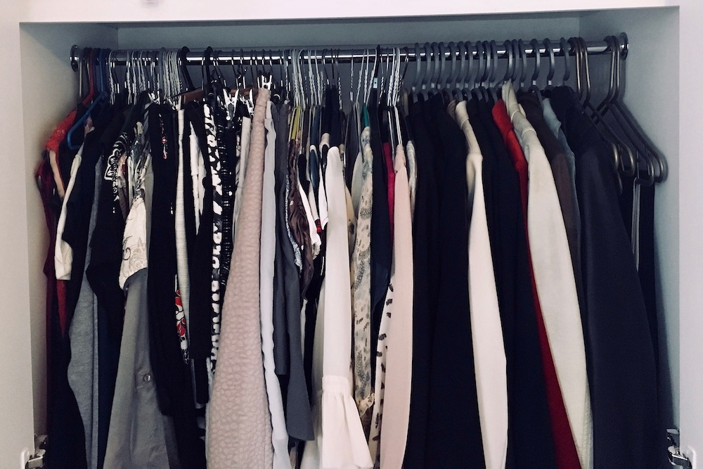 De-cluttering isn't just for cupboards! – by Allison Sutherland