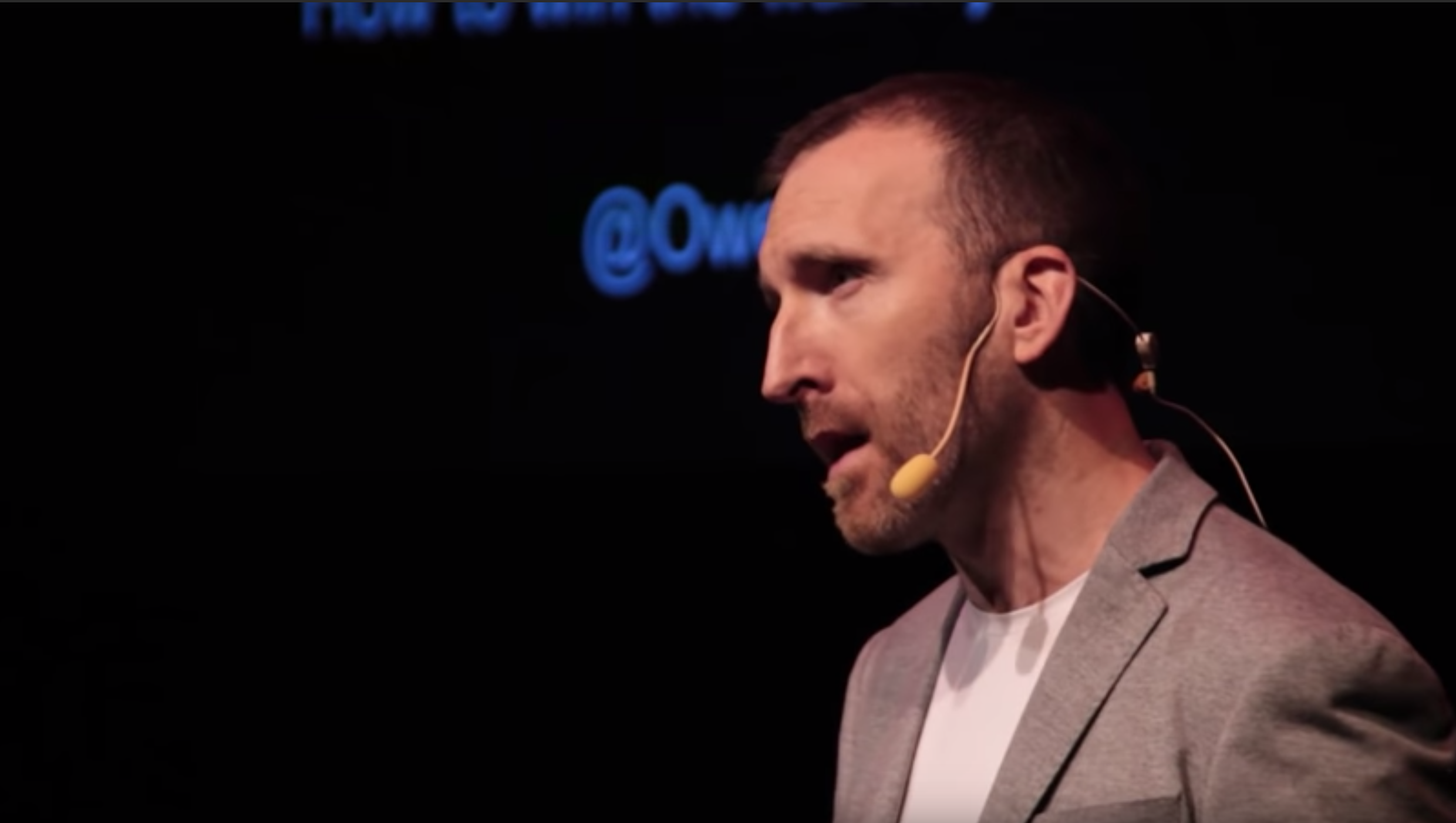 Owen Fitzpatrick Tedx Talk – How to win the war in your head